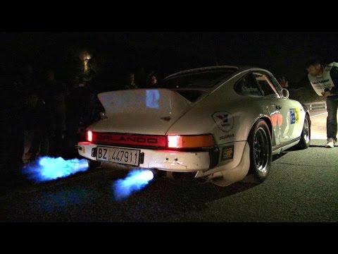 Video Porsche 911 Sc Rally Car Shooting Flames Our Ride Life