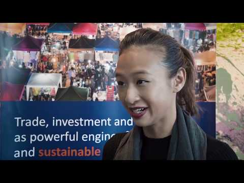 Voices from the Fifth Asia-Pacific Trade and Investment Week: Shannon Kalayanamitr