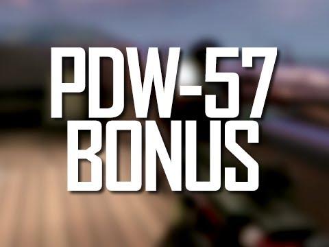 BO2 Bonus: PDW-57