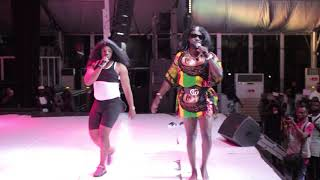 Mercy vs Tacha takes their fight to AY Live in Port Harcourt