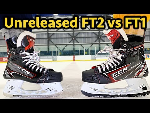 CCM Jetspeed FT2 Ice Hockey Skate Review - BSR