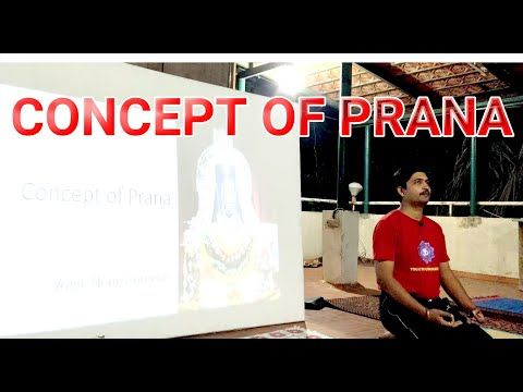 CONCEPT OF PRANA- PANCHA PRANA MUDRAS -Yoga And Neuroscience- Yogic Neurosurgeon