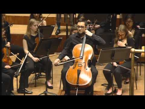 Michael Petrov - Shostakovich Cello Concerto No. 1, Op. 107