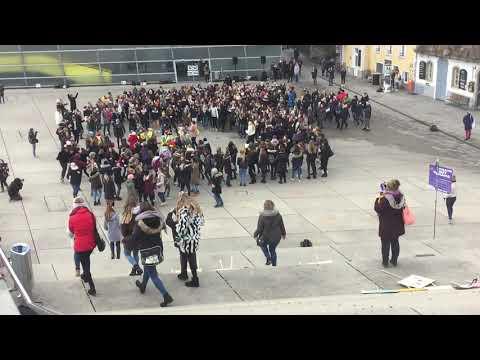 Flash Mob Green