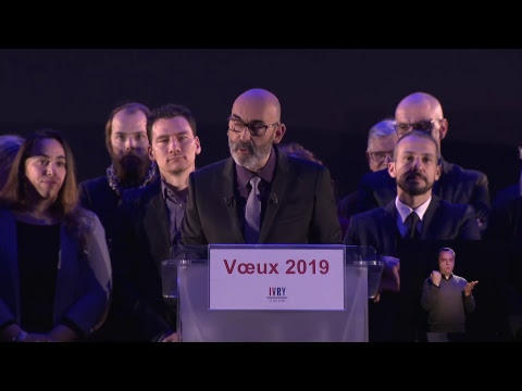 Youtube Video : Voeux à la population 2019