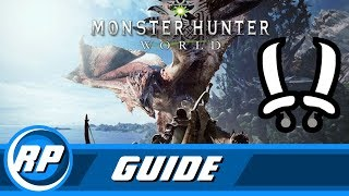 Monster Hunter World - Dual Blade Progression Guide (Recommended Playing)