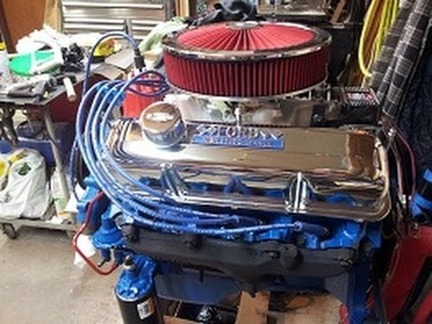 hqdefault fitting spark plug wires youtube ford 390 spark plug wire routing diagram at reclaimingppi.co