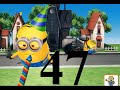 watch he video of Despicable Me 2: Level 47 - Near-miss an obstacle 12 times