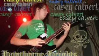 R.I.P Casey Calvert Hawthorne Heights