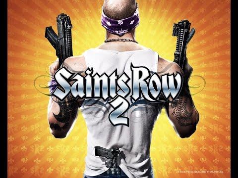 ОБЗОР НА Saints Row 2 , ПЛЮС ЧИТЫ!