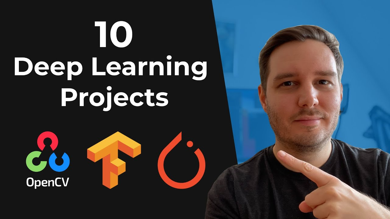 10 Deep Learning Projects (Beginner & Advanced)