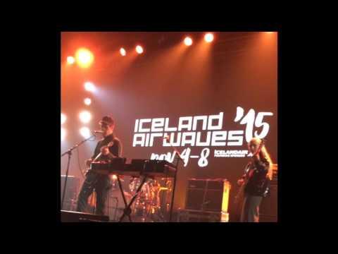 Iceland Airwaves '15 Day 4: Dad Rocks! Icelanders rap! The bass gets loud!
