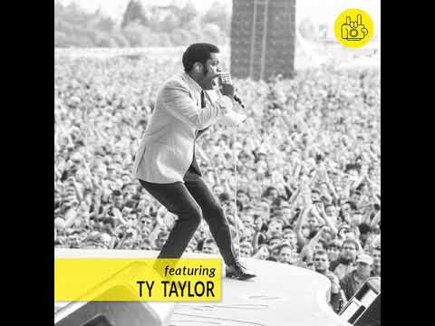 HTBARP 28 Ty Taylor: Singer of Vintage Trouble