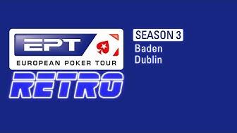 EPT Retro Season 3 Part 2 |  Old Poker, New Commentary