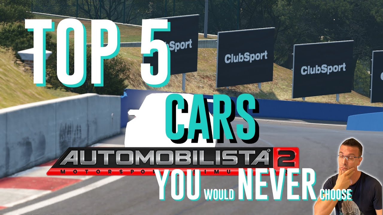 Top Cars to check out in Automobilista 2