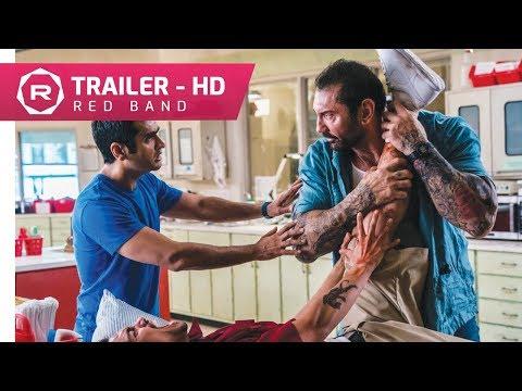 Stuber Official Red Band Trailer (2019) — Regal [HD]