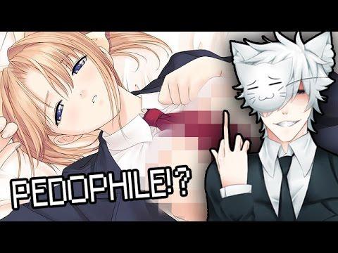 BBC Reporter Claims Anime Manga Promotes Pedophilia WTF SERIOUSLY