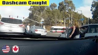 Ultimate North American Cars Driving Fails Compilation - 169 [Dash Cam Caught Video]