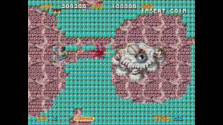 Alien Syndrome (Arcade - Sega - 1987) - 814,000 - 1cc