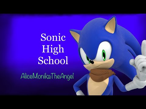 Sonic High School ep.3 Truth or Dare
