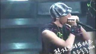Big Bang - Always beatbox (CD breaks in the middle of the performance)