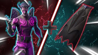 "Top 5 BEST ""FALLEN LOVE RANGER"" SKIN + BACK BLING COMBINATIONS in Fortnite"
