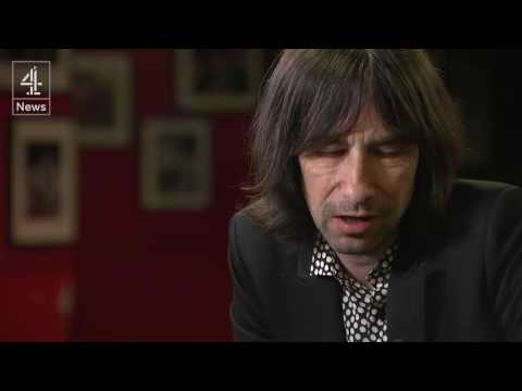 Bobby Gillespie: Primal Scream's journey from hard rock to acid house