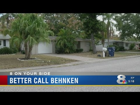 Woman contacts 'Better Call Behnken' after Tampa rental scam