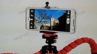 Для фото и видео !  Штатив держатель для фотоаппарата и телефона TinyDeal(Описание: Китайский магазин (TinyDeal) https://youtu.be/aU9EXOqVjxc., 2016-02-08T12:05:30.000Z)