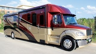 Exterior Tour of Renegade Explorer Bunk Model from IWS Motor Coaches