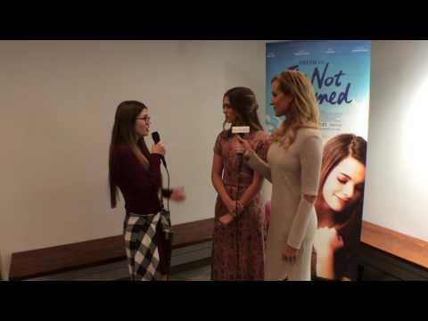 Sadie and Korie Robertson Talk 'I'm Not Ashamed' Film