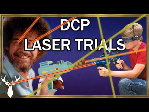 Destiny 2 - DCP Laser Trials (Prometheus Lens Fun)