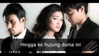 Hanie Soraya Hujung Dunia  OST Bila Hati Berbicara   Lirik