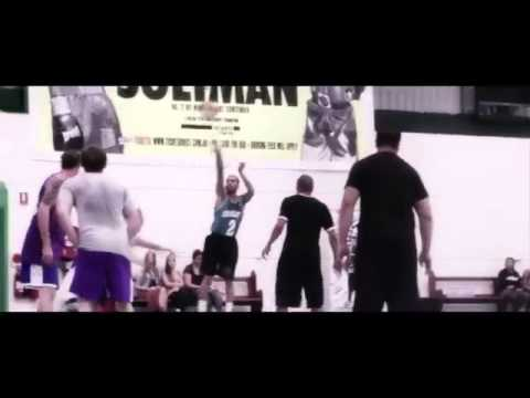 Fantastic Trey Songz And Chris Brown Playing BBALL!