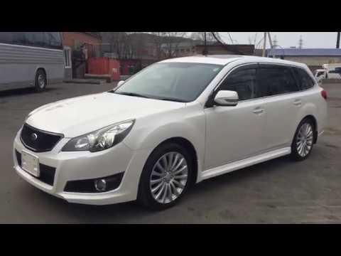 Subaru Legacy 2009г КОНСТРУКТОР! Без пробега по РФ!