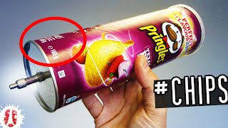 Pringles Chips Life Hacks & Tricks That Will Change Your Life Put To The Test #Kitchen #Tricks