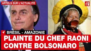 Plainte contre Bolsonaro pour crimes contre l'humanité