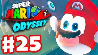Super Mario Odyssey - Gameplay Walkthrough Part 25 - Swimmin' with the Fishies! (Nintendo Switch)