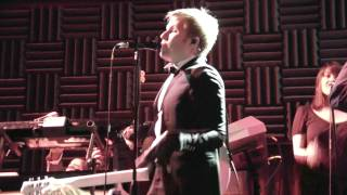 Allie- Patrick Stump performing at Joe's Pub NYC, April 11