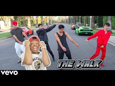 Dobre Brothers - The Walk (Official Music Video) Reaction