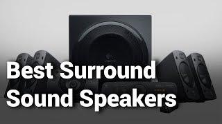 10 Best Surround Sound Speakers to Buy in 2019