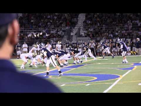 Dana Hills Football - Honor The Valor - YouTube