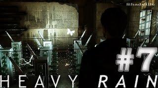 Heavy Rain (PS4) Прохождение игры #7: Следуй за бабочкой