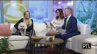 iJustine Returns To Pittsburgh To Talk About Roberto Clemente Movie