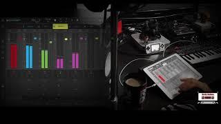 Making A Beat Using BeatMaker …