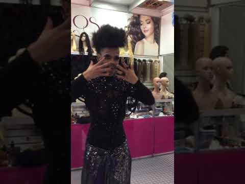 Law Fashion hair Brasil 2018
