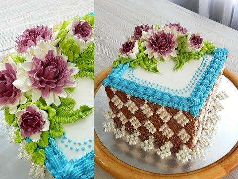 """УКРАШЕНИЕ ТОРТОВ, Торт """"ДЖОЗЕФИНА"""" от SWEET BEAUTY СЛАДКАЯ КРАСОТ, Cake Decoration"""