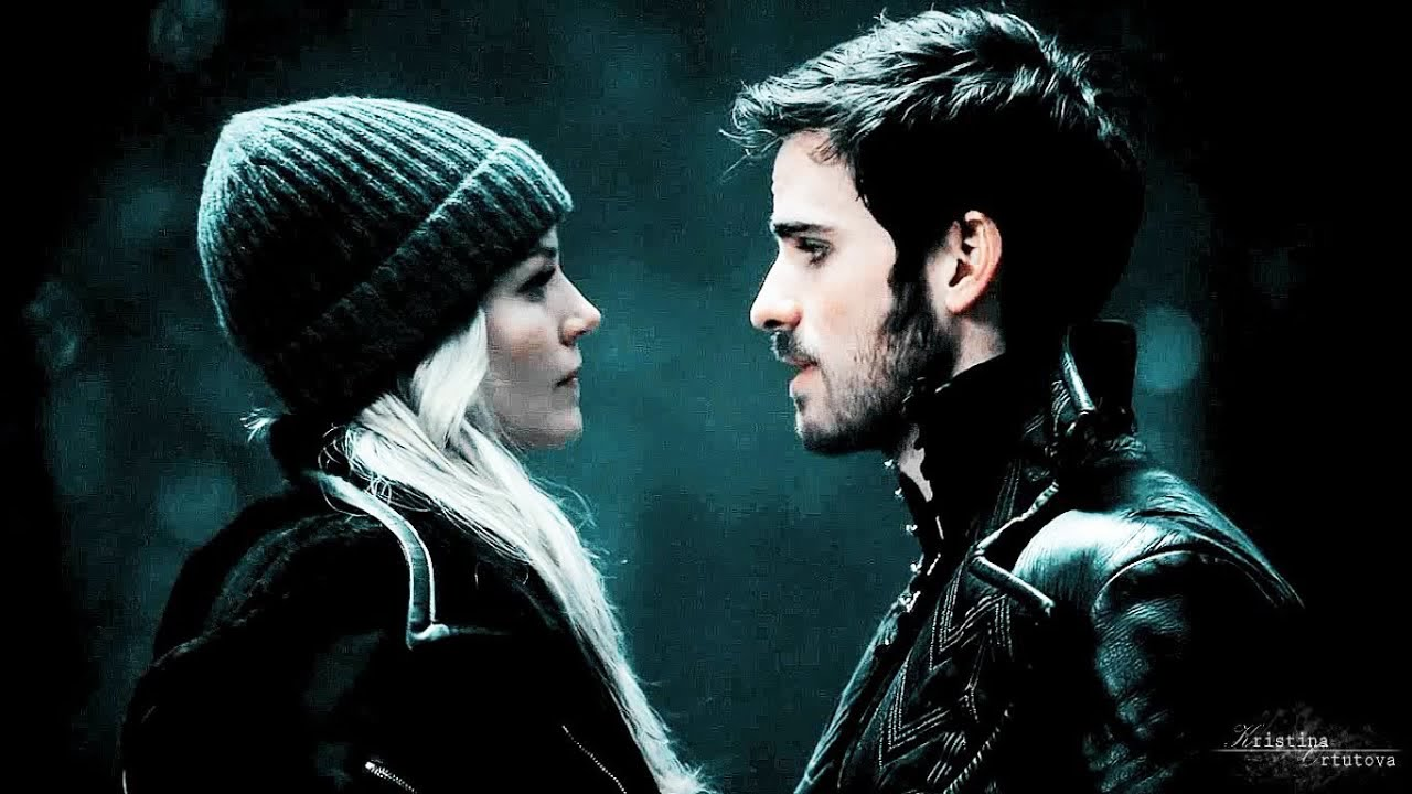 Once Upon A Time Emma Hook Bruno Mars Just The Way You Are
