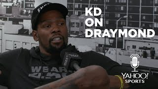 Kevin Durant forgave Draymond Green
