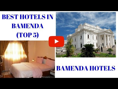 Hotels in Bamenda - Best Top 5 Hotels in Bamenda Cameroon
